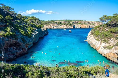Obraz na płótnie Reisen auf Mallorca