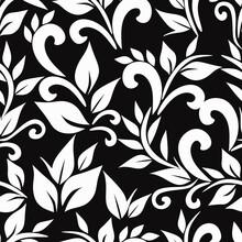 White Vector For Blck Background