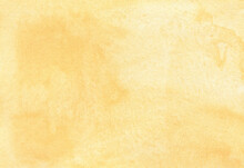 Abstract Yellow Watercolor Gradient Background Texture. Peach Color Backdrop.