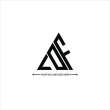 LDF Letter Logo Creative Design. LDF Unique Design, LOF Letter Logoo Creative Design. LOF Unique Design