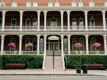 The Vermont Historical Society Museum, In Montpelier, Vermont