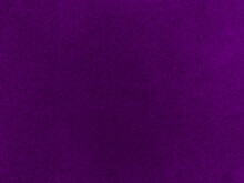 Purple Velvet Fabric Texture Used As Background. Empty Purple Fabric Background Of Soft And Smooth Textile Material. There Is Space For Text.