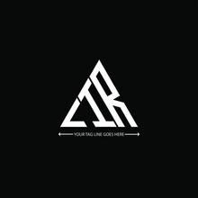 LIR Letter Logo Creative Design. LIR Unique Design