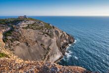 View Of Cabo Espichel In Sesimbra