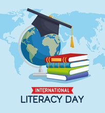 Poster Of Literacy Day