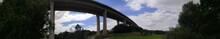 Etzelsbachbrücke Zwischen Beuren Und Wingerode Im Eichsfeld