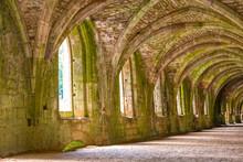 Cellarium At Fountains Abbey
