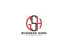 Creative GSX Logo Letter Vector Image Design For Your Business