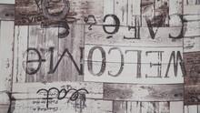 The Graffiti  On Fabric