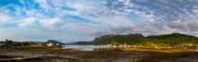 Plockton Bay, Scotland, Highlands