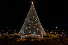 Photo Of The National Christmas Tree, Washington DC In 2019