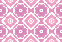 Arabic Tile Pattern. Soft Pattern Swimwear.