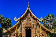 Sri Don Chai Temple,  Temple Of Pai,  Mae Hong Son
