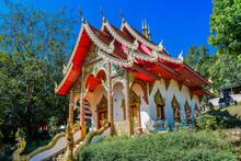 Wat Muay Tor Temple , Mae Hong Son,  Thailand