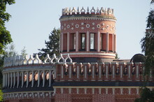 The Tower Of The Palace Of The Winds