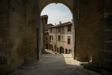 Old Street On Saint Antoine L'abbaye