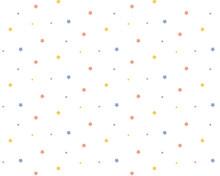星のシームレスのパターン 背景 きらきら かわいい 模様 スター 小さい 飾り