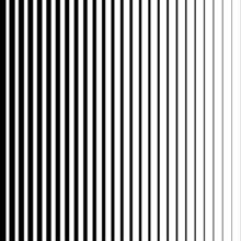 Line Halftone Pattern, Vector Illustration Eps.10