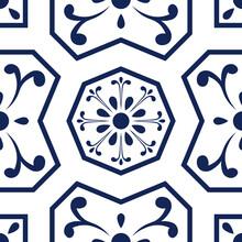 Turkish Mosque Window Vector Seamless Pattern. Ramadan Mubarak Muslim Background. Traditional Ramadan Kareem Mosque Pattern With Gold Grid Mosaic. Islamic Window Grid Design Of Lantern Shapes Tiles.