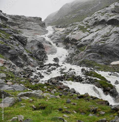 Auf dem Iseltrail: Wanderung zur Clarahütte von Prägraten - Schlechtes Wetter gibt es nicht