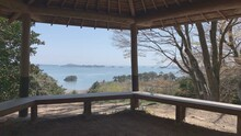 松島 日本三景 松島四大観 幽観 扇谷 宮城県