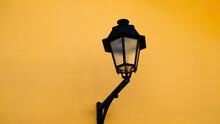 Old Lamp To Light The Streets Of Pelourinho.