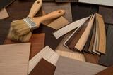 Fototapeta Kawa jest smaczna - industry construction material for renovation house