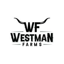 Letter Wf Ranch Logo Design Inspiration