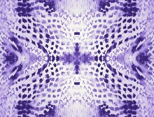 Skin Seamless Pattern. Lavender Cloth Textile
