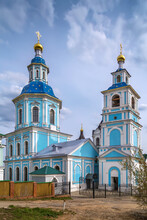 Church Of The Smolensk Icon Of The Mother Of God, Arzamas, Russia