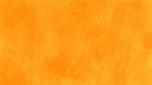 オレンジ色のテクスチャ、16:9の背景素材
