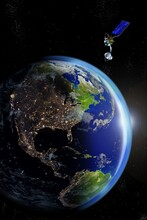 Big Brother Watching Over Earth, Illustration