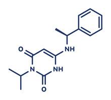 Mavacamten Drug Molecule, Illustration