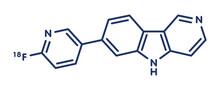 Flortaucipir 18F Diagnostic Molecule, Illustration