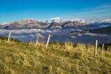 Fototapeta Do pokoju - Montagne - Le Semnoz