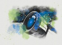 Surveillance, Conceptual Illustration