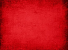 Christmas Red Abstract Background Texture
