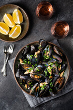 Mussels With Butter