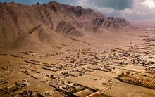 Aerial Of Afghanistan