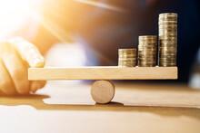 Money Leverage And Inflation Balance