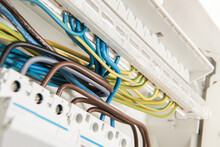 Electrical Panel Electric Cables