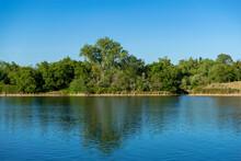 Lake Natoma, Folsom, California