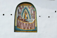 The Painting Of The Polovragi Monastery 8
