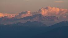 Abendstimmung Ammergauer Alpen