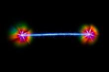 Quantum Entanglement, Conceptual Artwork
