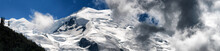Monte Bianco Versante Francese