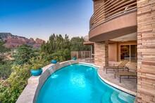 A Luxury Arizona Pool