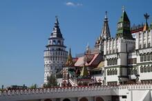 Russia, Moscow: Izmailovsky Kremlin