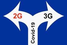 Covid-19 Regeln 2G Und 3G