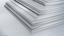 Perforated Sheet Steel Sheets.